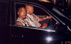 La última foto de Tupac