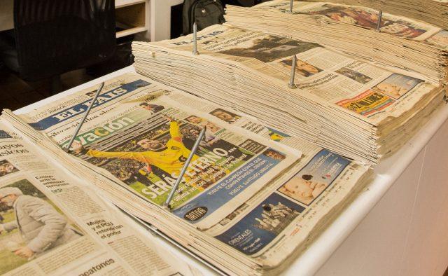 Editor de fotografía – Diario El País